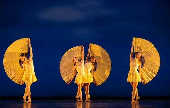 Incredible costumes are part of the appeal of MOMIX performances. / Photo via Moses Pendleton, used with permission.