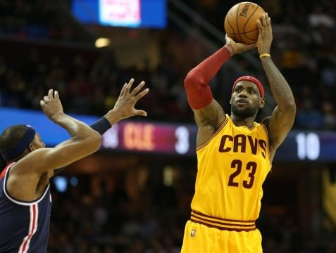 LeBron James Sends Mysterious Tweet, Unclear Who Its Directed At ... - cavsnation.com