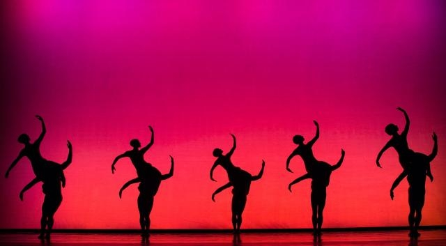 MOMIX blends artful performances with fantastic lighting, costumes, and sets. / Photo via Moses Pendleton, used with permission.