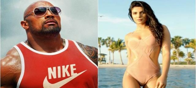 Priyanka Chopra bags Baywatch movie with Dwayne Johnson – Bed News - bednews.in