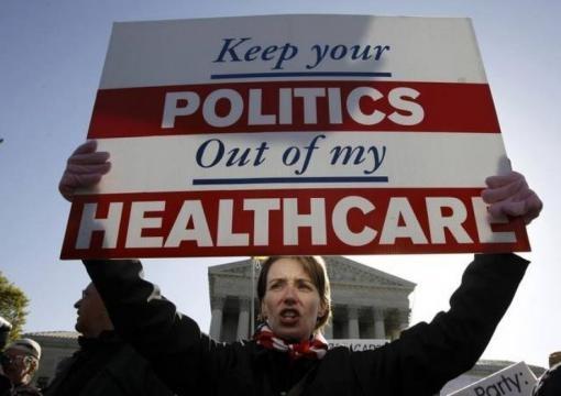 Riforma sanitaria a rischio, americani senza cure - dazebaonews.it