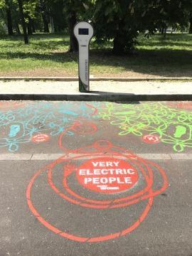 VEP- Very Electric People. Da una collaborazione tra Repower e Michele Tranquilli