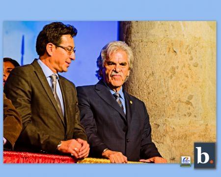 Fander Falconí ecologista y Raúl Pérez Torres, visibles nuevos integrantes del gabinete de Moreno Garcés
