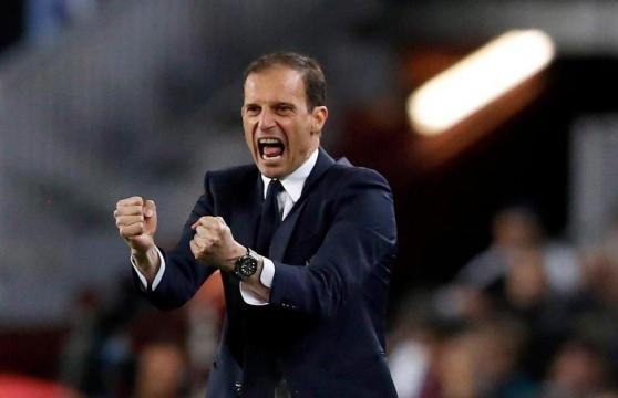 Massimiliano Allegri, allenatore Juventus Football Club ... - thesun.co.uk