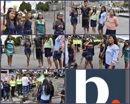 Moradores de la selvática provincia del Napo vecinos del domicilio del nuevo presidente Lenín Moreno
