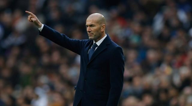 Zinedine Zidane, allenatore Real Madrid Club de Futbol- Sportsnet.ca - sportsnet.ca