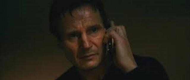 Liam Neeson interpreta Bryan Mills, ex agente della Cia