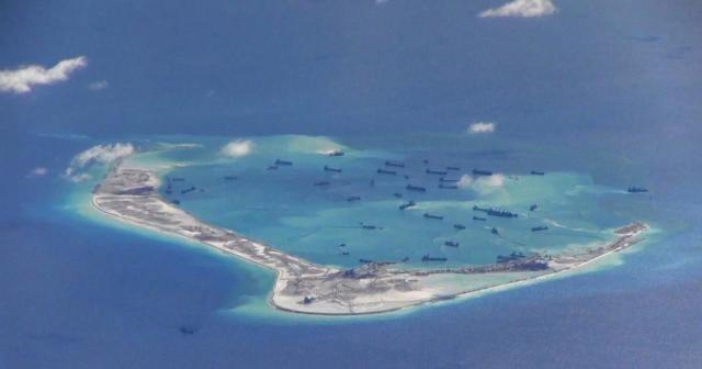 U.S. Navy sails near disputed Chinese islands, defense official ... - cbsnews.com
