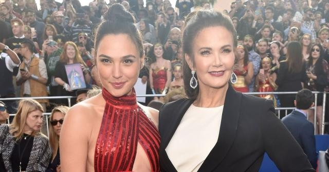 Wonder Women! Gal Gadot and Lynda Carter Unite at L.A. Premiere of ... - nhely.hu