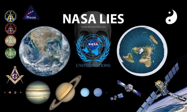 Flat Earth - And why i don't believe in the NASA globe anymore ... - steemit.com