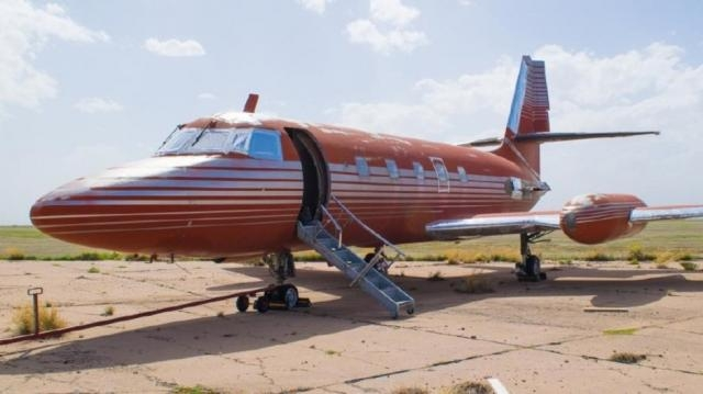 Jet owned by Elvis Presley to be sold at auction | South China ... - scmp.com