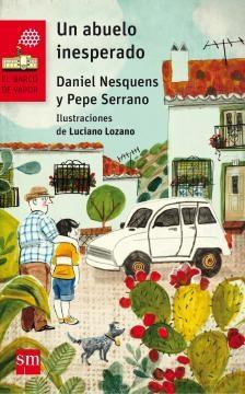 Libros infantiles sobre las vacaciones de verano: portada de