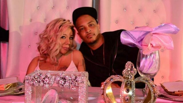 Rapper T.I. and Tiny jilted by caterer at shower: report - NY ... - nydailynews.com