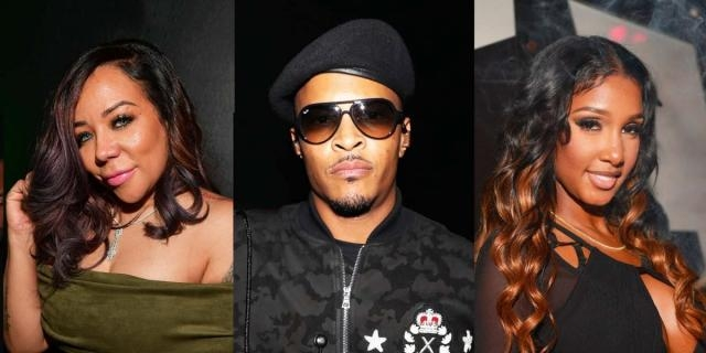 T.I. Speaks Out on the Feud Between Tiny and Bernice Burgos | T.I. ... - bet.com