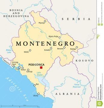 Ao se juntar a OTAN, Montenegro tira a saída da Sérvia para o Mar e se tornaria estrategicamente favorável à OTAN
