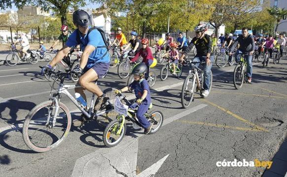 Decathlon organiza dos rutas en bicicleta para conocer mejor la ... - cordobahoy.es