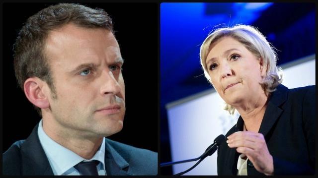 Emmanuel Macron ou Marine Le Pen : Qui peut gagner ? la parole au peuple français.