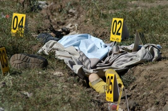 Cada dia se descubren cuerpos en zanjas y fosas clandestinas denuncian ONGs
