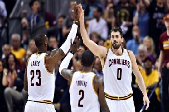 Cavs' Kevin Love: We're defending champs, not Finals underdogs - sportsmanila.net