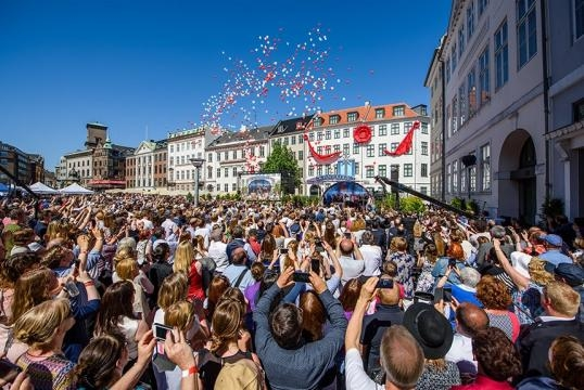 Danish Delight: A New Church of Scientology is Born in Central Copenhaguen