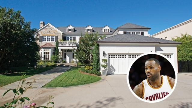 LeBron James Buys Home in Brentwood for $21 Million | Variety - variety.com