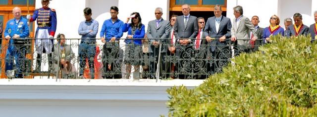 Rafael Correa se ha despedido de Ecuador dejando una obra social basta