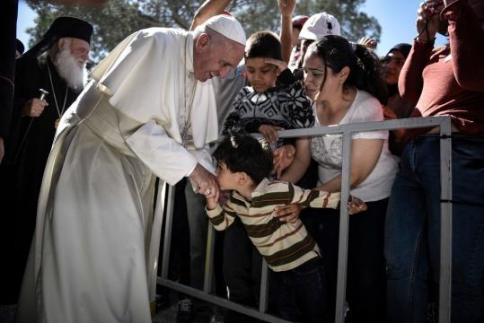 El papa Francisco y Donald Trump se parecen mucho más de lo que ... - nytimes.com