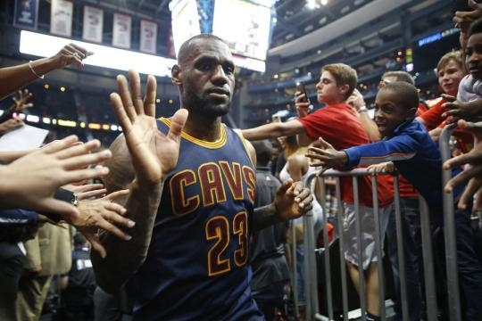 Cavs looks unstoppable as they eye another playoff sweep | News OK - newsok.com