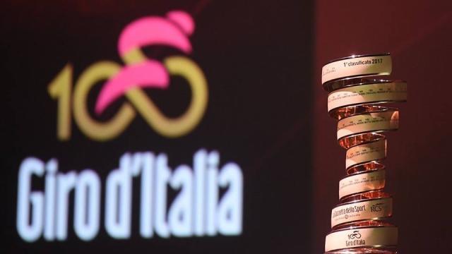 Giro d'Italia 2017: ecco il percorso dell'edizione numero 100 ... - bicitv.it