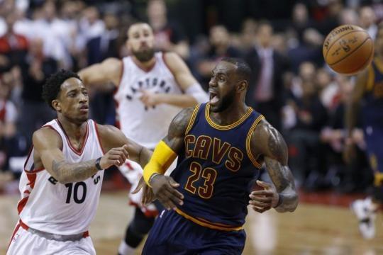 Raptors crash in Game 3 vs. Cavaliers | Toronto Star - thestar.com