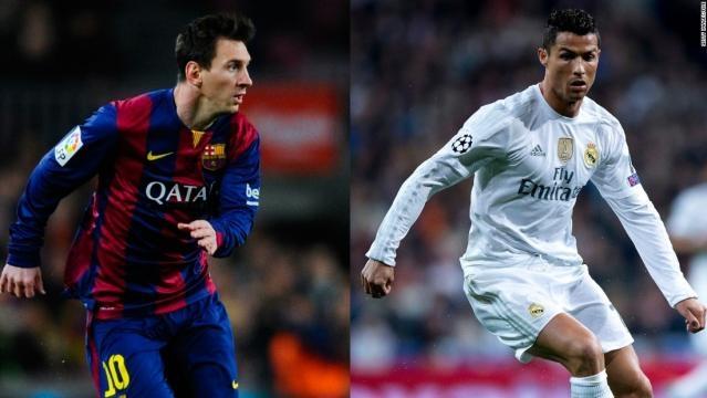 Coming to America: Lionel Messi and Cristiano Ronaldo? - CNN.com - cnn.com