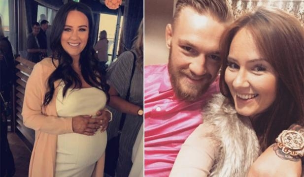 Conor McGregor and Dee Devlin Welcome Healthy Baby Boy - extra.ie