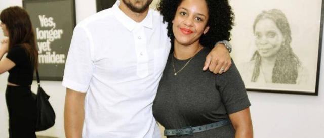 Jesse Williams et sa femme Aryn Drake-Lee au temps du bonheur