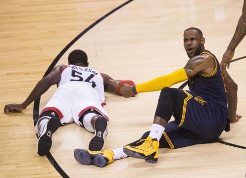 Cavaliers vs. Raptors Image author: | Newsday - newsday.com