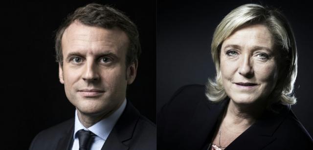 Macron, Le Pen face off for French presidency – POLITICO - politico.eu