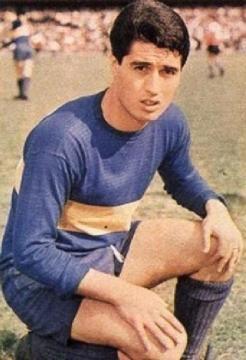Angel Clemente Rojas, sinónimo de Boca Jrs.