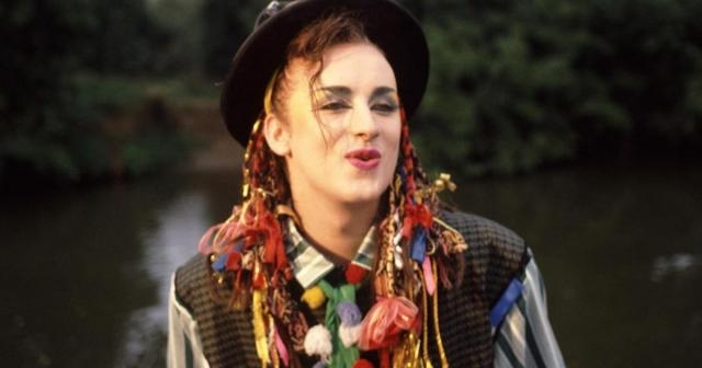 New Voice coach Boy George says he