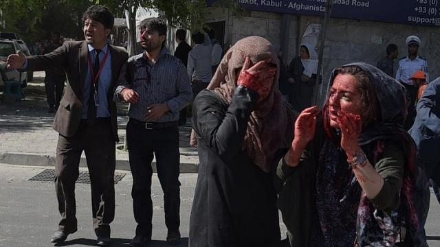 90 killed in Kabul blast: Afghan intel says attack planned by ... - hindustantimes.com
