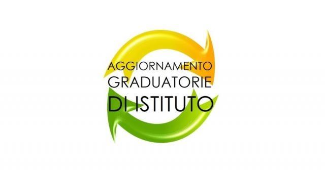 Aggiornamento graduatorie di istituto