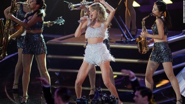 Colorado DJ sues Taylor Swift over accusation - CNN - cnn