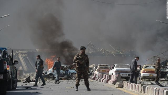Kabul bombing: 90 killed in attack near diplomatic area in ... - cnn.com