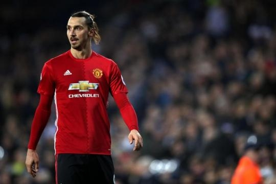 Zlatan Ibrahimovic says he will play until 50 as Manchester United ... - thesun.co.uk