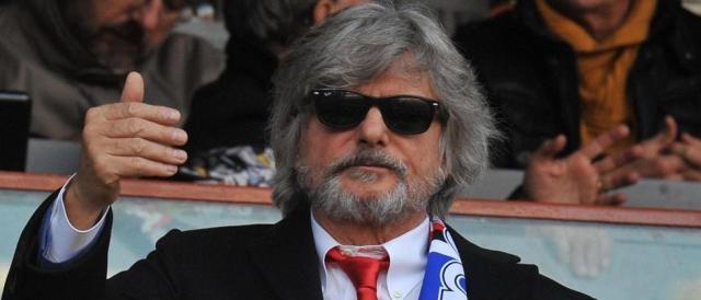 Dal patron della Sampdoria, Massimo Ferrero, l'idea di costituire un canale televisivo della Lega