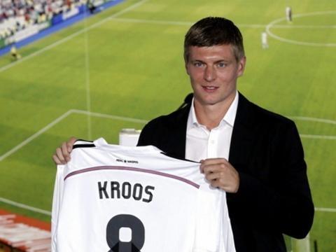 Toni Kroos s'engage auprès des enfants malades