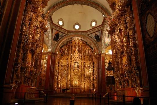 Iglesia de San Francisco Javier, hoy Museo Nacional del Vi… | Flickr - flickr.com