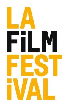 Los Angeles Film Festival Logo 2017 (Permission by Film Independent)