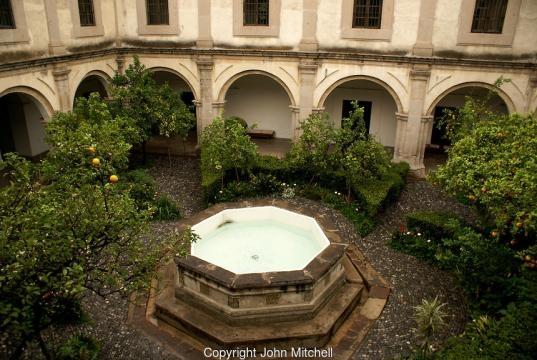 Stock Photo of Tepotzotlan, Mexico | John Mitchell Stock Photography - photoshelter.com