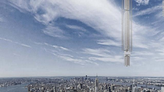 This skyscraper is literally out of this world - CNN.com - cnn.com