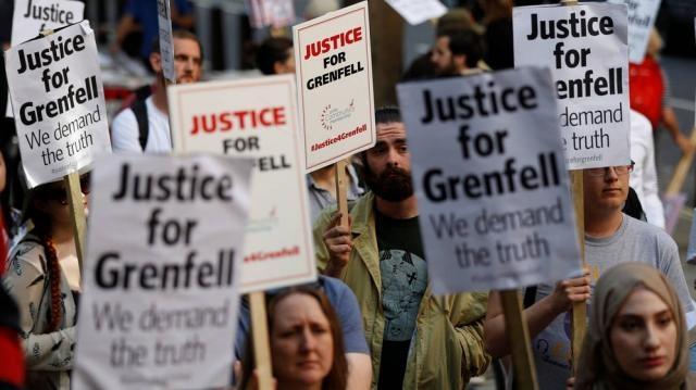 El Katrina de May: la crisis de la torre Grenfell se vuelve un ... - elconfidencial.com