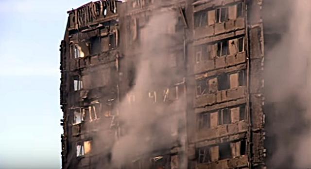 Incêndio deixa vários mortos em Londres afpbr
